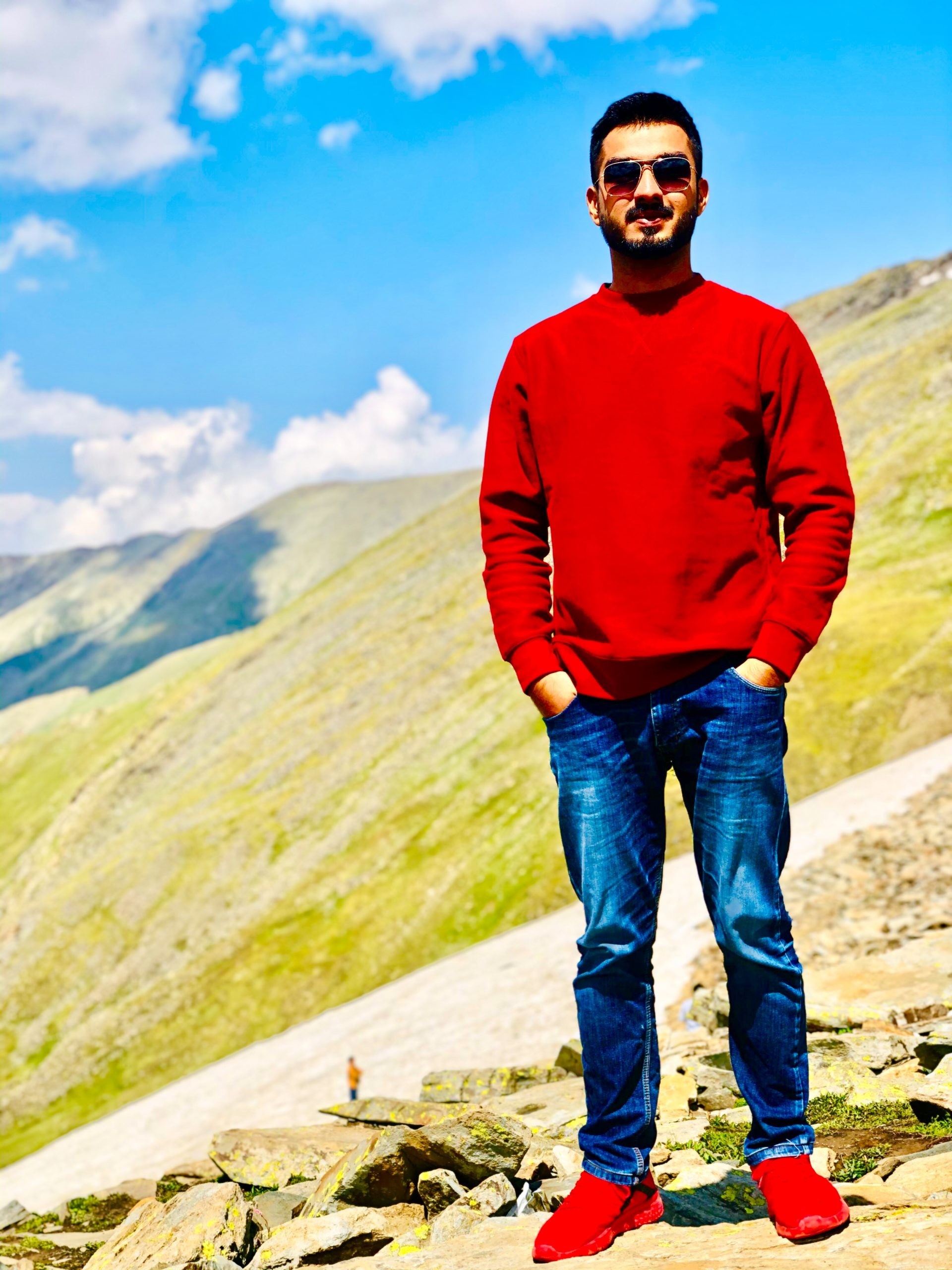 Usman Afzal is a digital marketer has a network of over 50 million readers