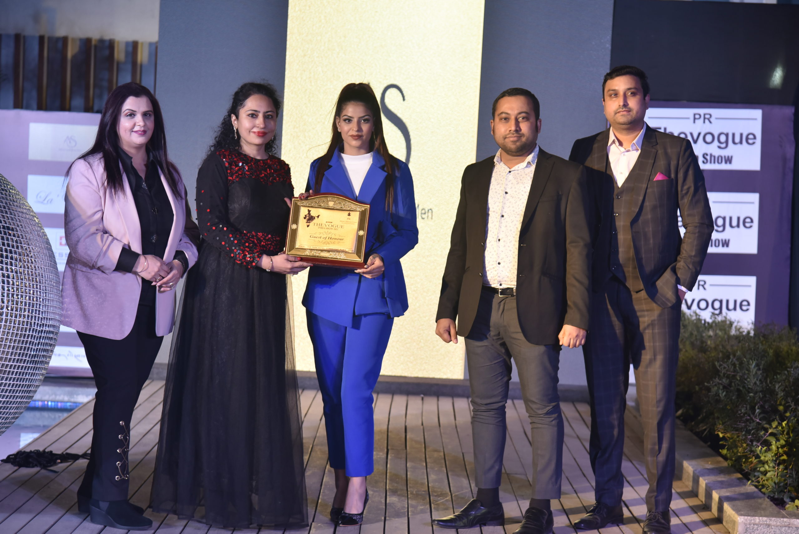 Thevogue India Show 2021 concluded in Delhi