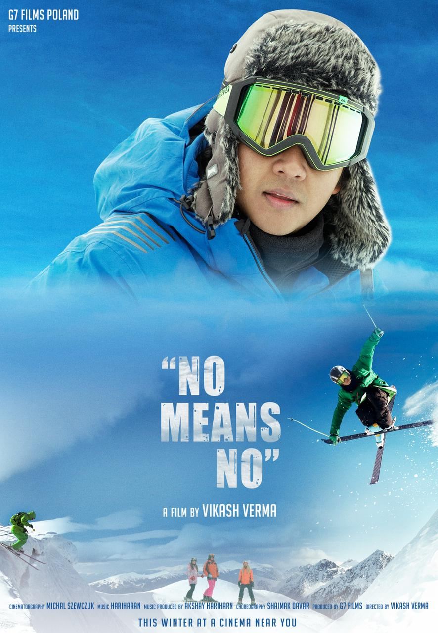 """Indian Action Hero Dhruv Verma's First Indo-Polish film """"No Means No"""" won Best Trailer Award"""