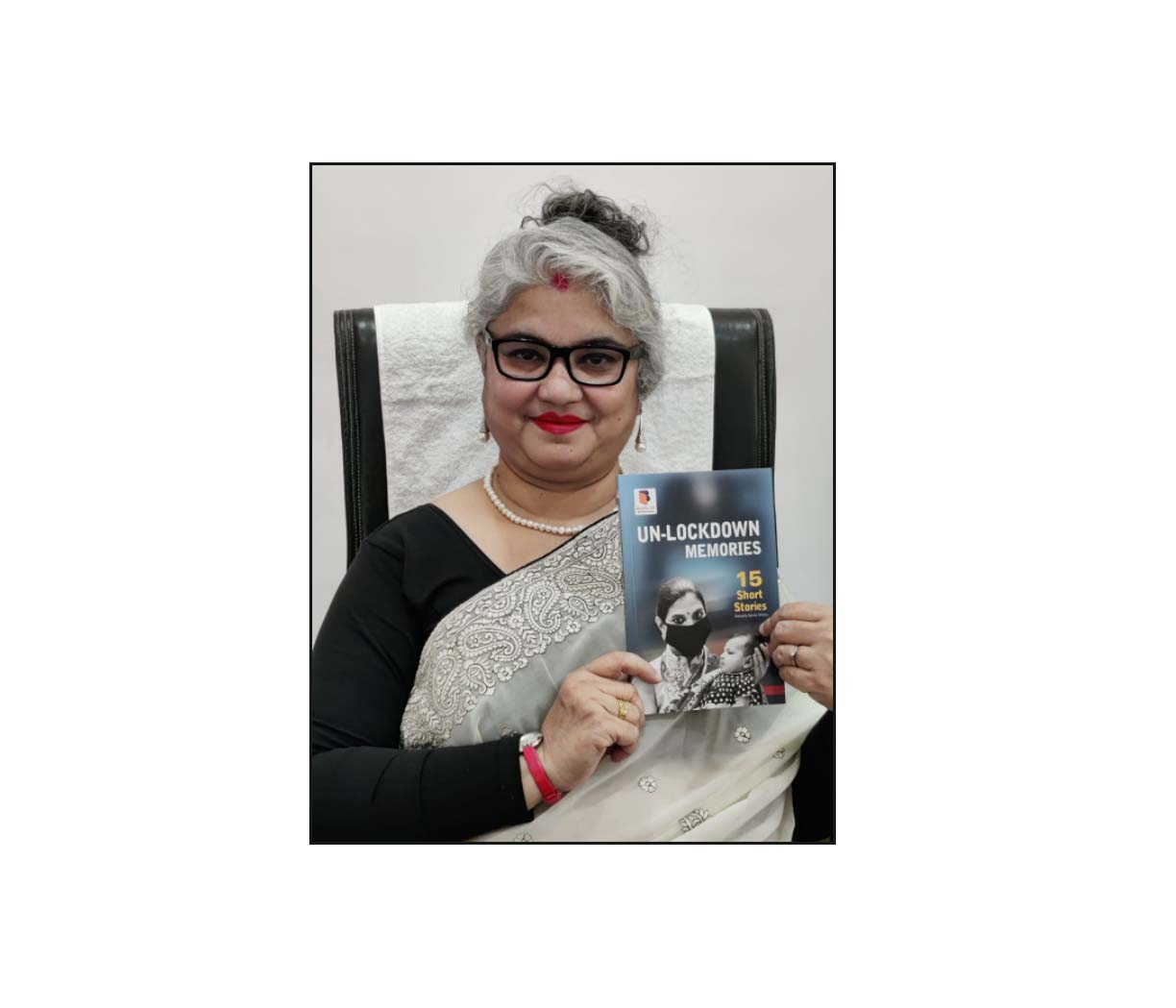 How Lockdown, Dr. Shalini Verma, and Books33 created 15 Authors and a book: Un-Lockdown Memories