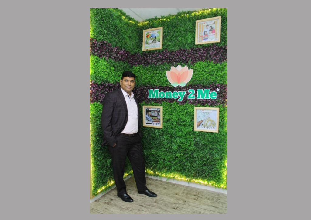 Nayan Kambli Founds A New NBFC Named Money 2 Me That Promises To Be A Rising Player In India's Gold Market