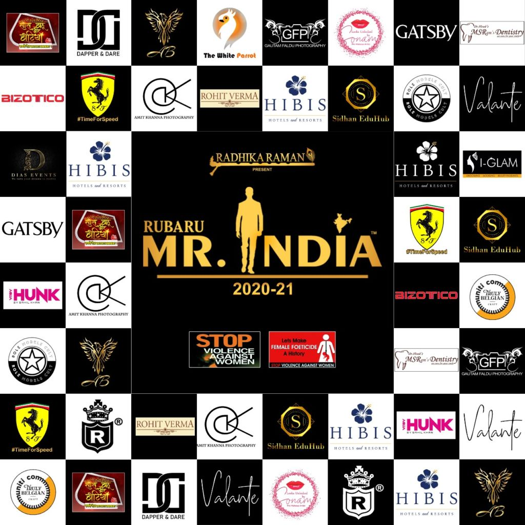 India's biggest men's pageant – Rubaru Mr. India returns with an all-new season