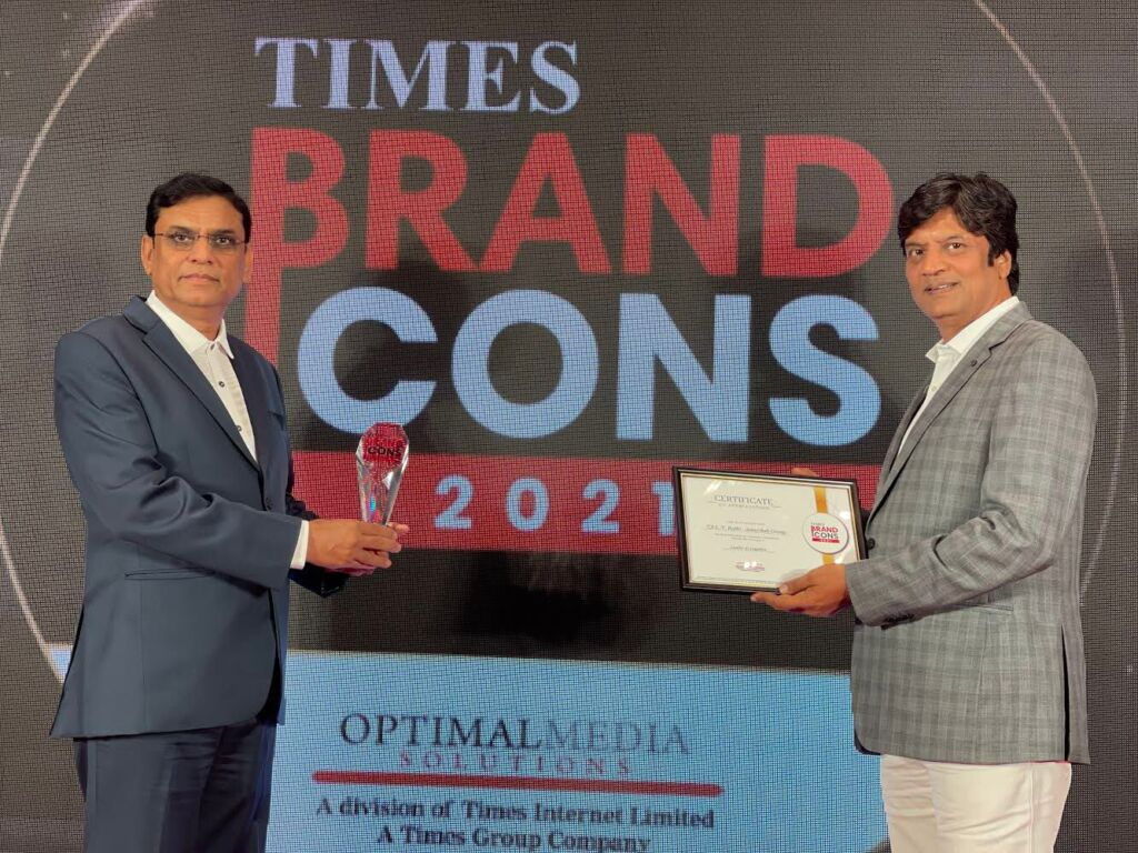 Antariksh Group Bags Leader in Logistics At Times Brand Icons 2021