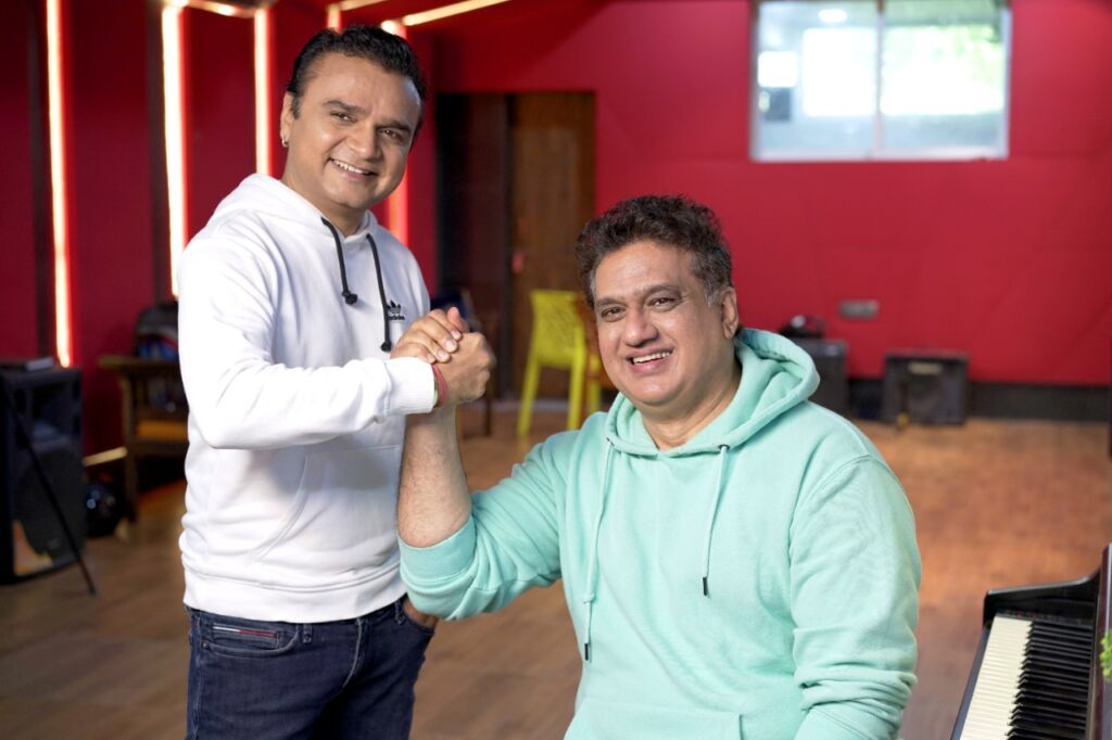 """Daboo Malik and Parthiv Gohil Team Up After Nearly A Decade For Their New Release: """"Ek Khayal Tera Hi Hai"""""""