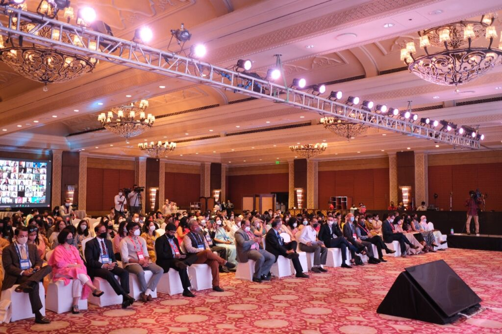 900 Global Delegates from High School, Universities, and Educational Organizations Participate In the 5th Annual IC3 Conference