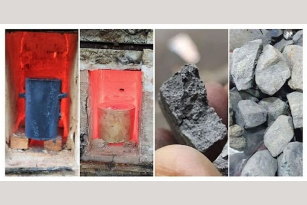 Sponge Iron from Magnetite – A Novel Process Developed In India