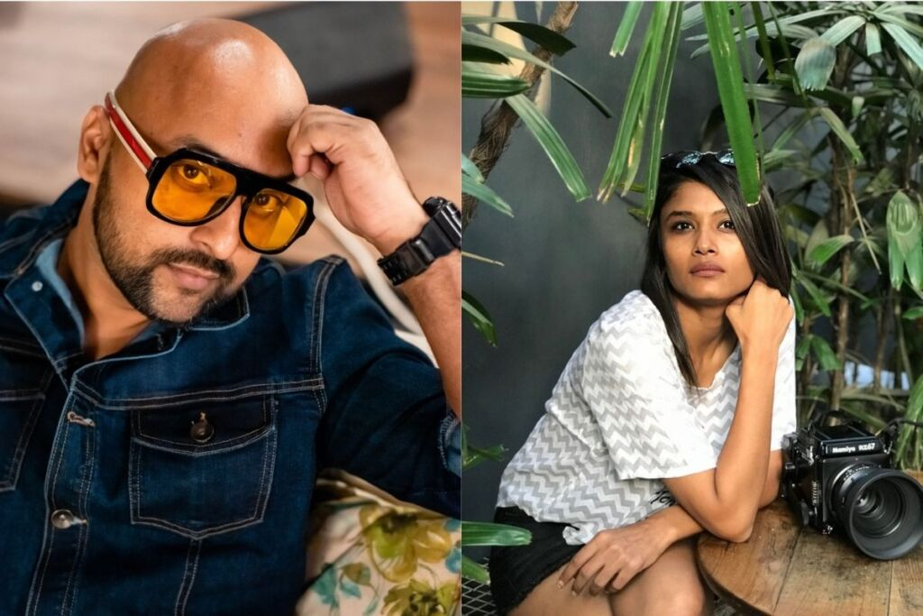 """""""Binny Sharma and Shikha Dalal announce the Launch of their Music Label BBS RECORDS"""""""