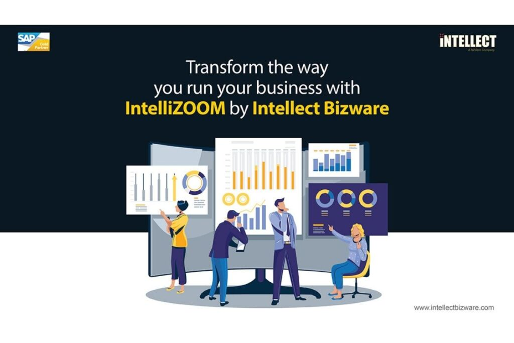 Transform the way you run your business with Intelli.ZOOM by Intellect Bizware