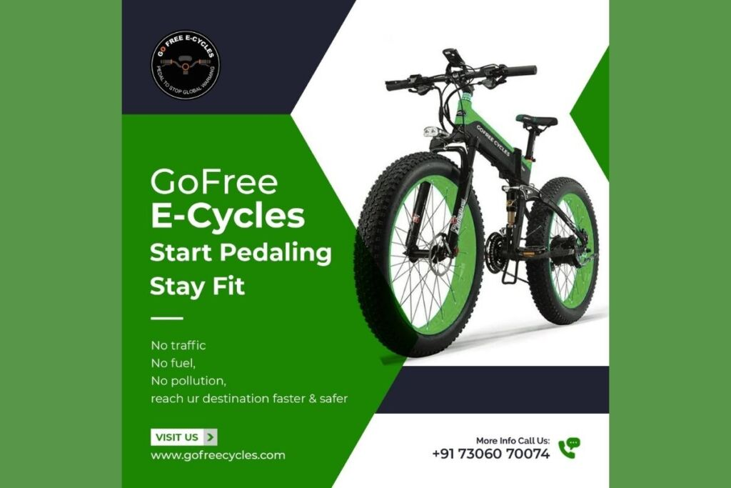 Go Free launches E-Cycles as the next generation transport