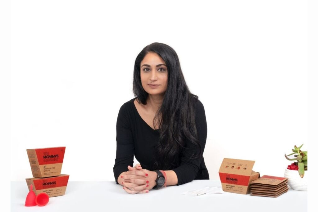 'Made in India' Sustainable Feminine Hygiene Brand The Woman's Company raises $1.4 Million in Pre-Series A Round